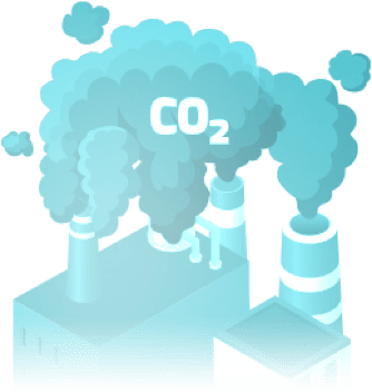 co2 from factory